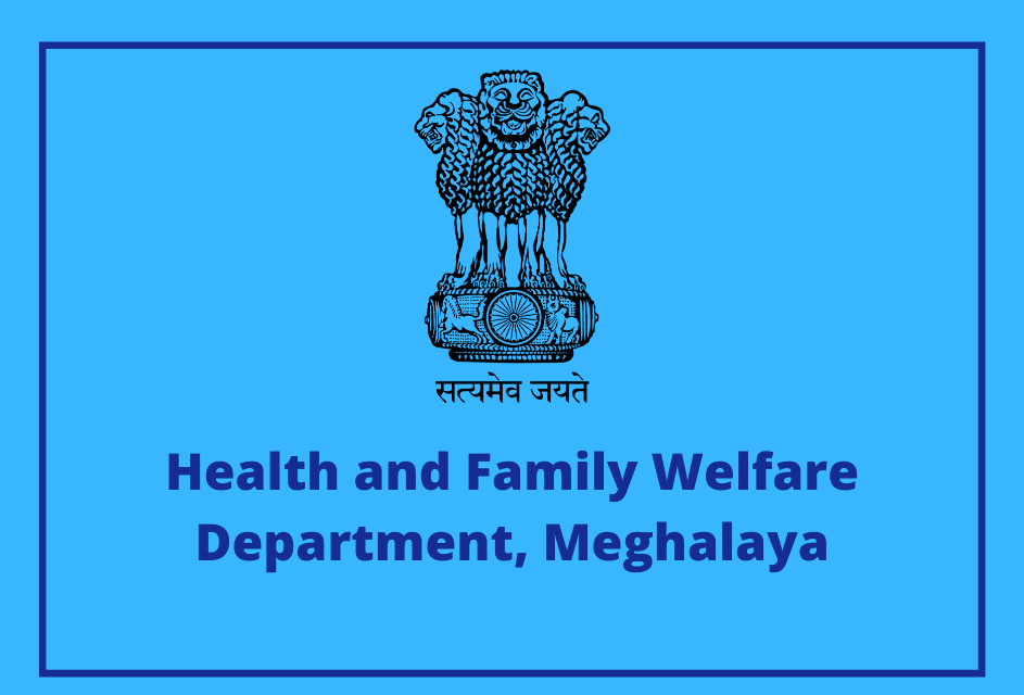Health and Family Welfare Department, Government of Meghalaya