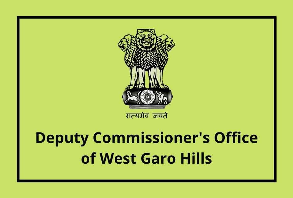 Deputy Commissioner's Office of West Garo Hills