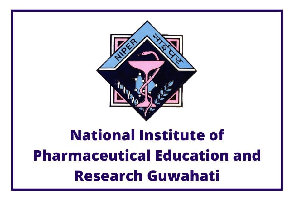National Institute of Pharmaceutical Education and Research Guwahati
