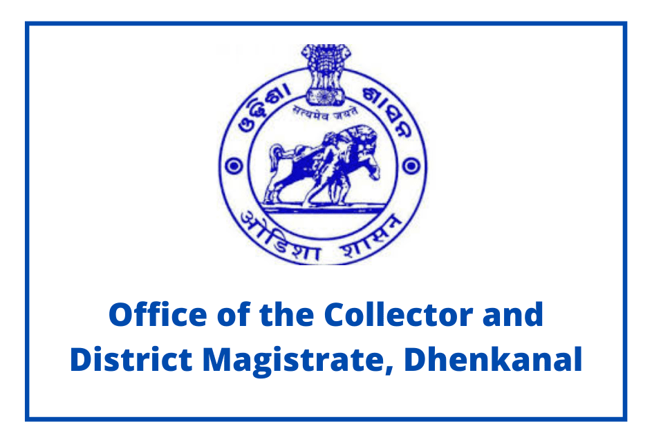Office of the Collector and District Magistrate, Dhenkanal