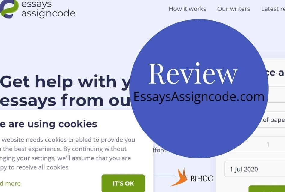 Essays Assignment Review