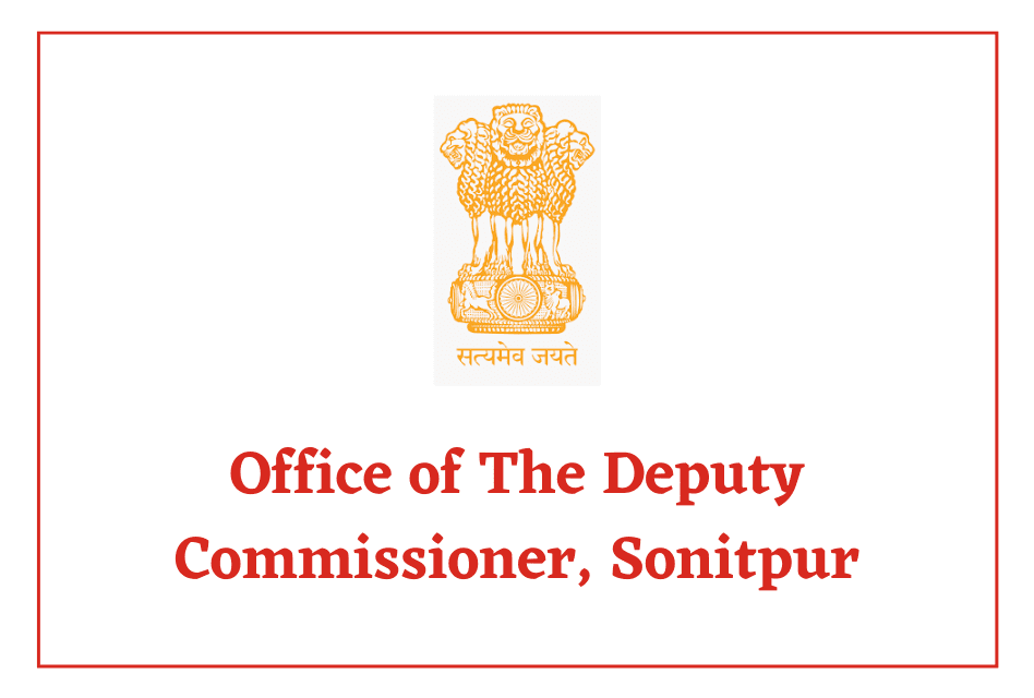 Office of The Deputy Commissioner, Sonitpur