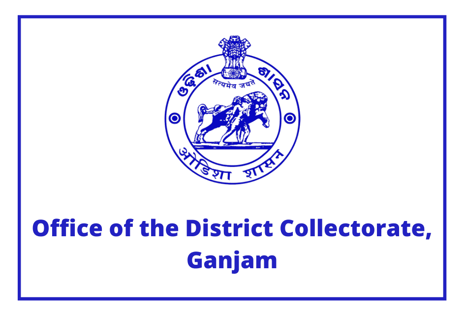 Office of the District Collectorate, Ganjam