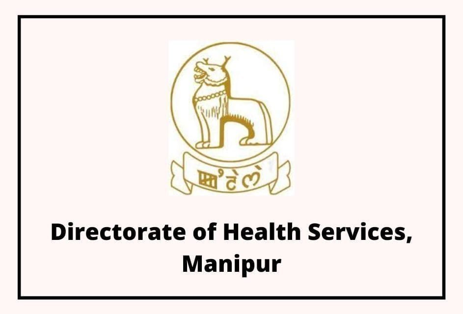 Directorate of Health Services, Manipur