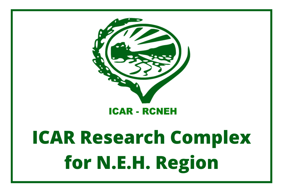ICAR Research Complex for N.E.H. Region