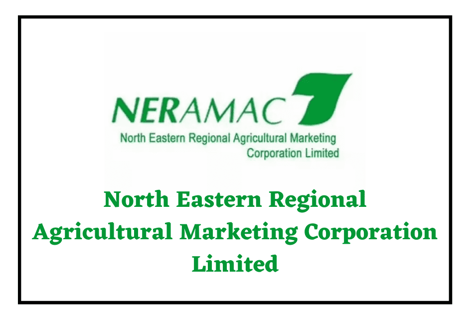 North Eastern Regional Agricultural Marketing Corporation Limited