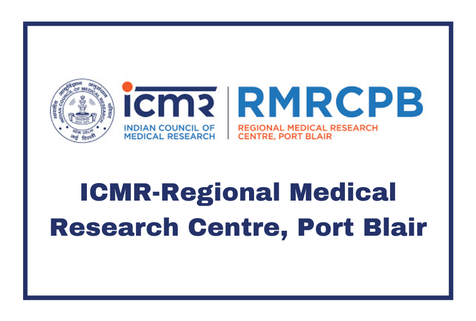 ICMR-Regional Medical Research Centre, Port Blair