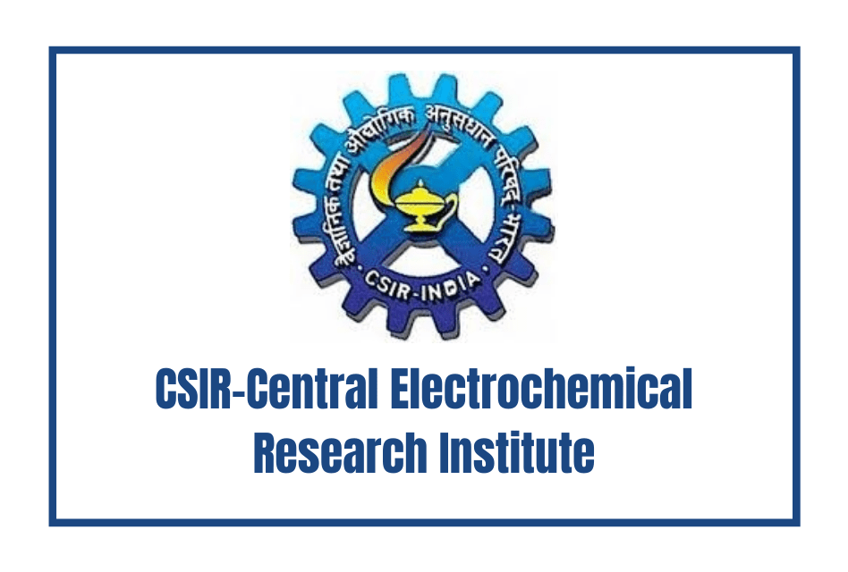 CSIR-Central Electrochemical Research Institute