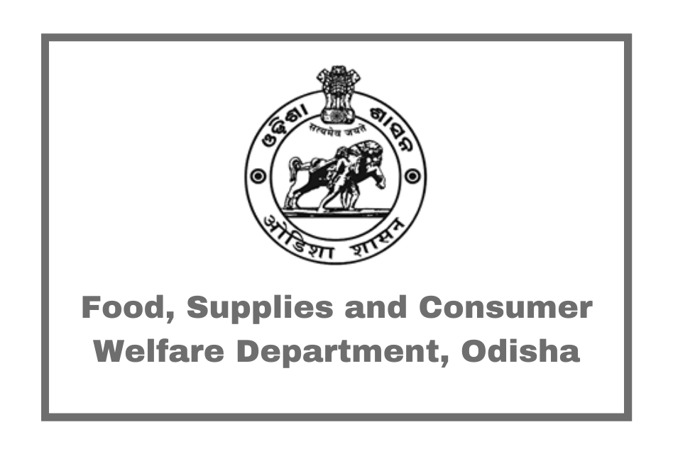 Food, Supplies and Consumer Welfare Department, Odisha