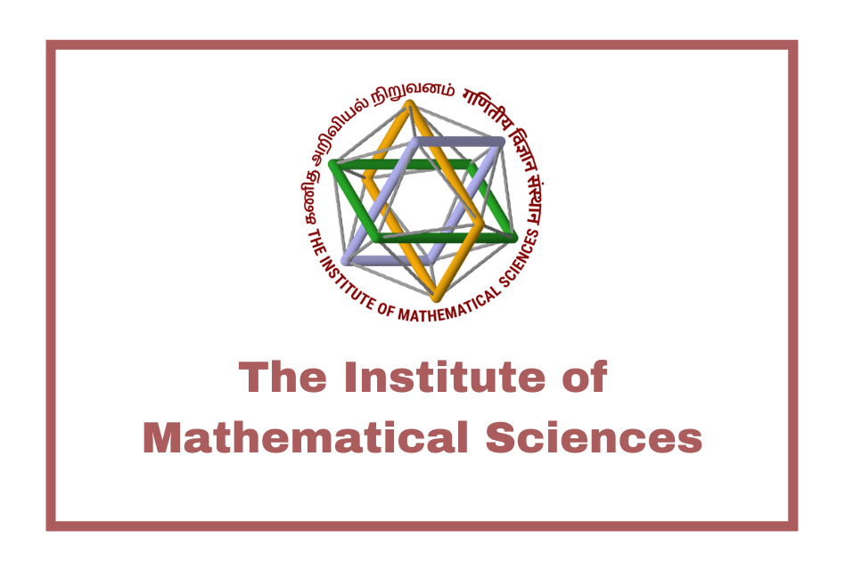 The Institute of Mathematical Sciences